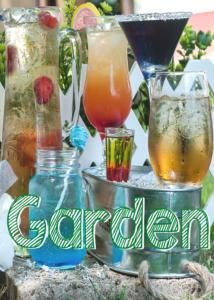 015 - Garden Cover